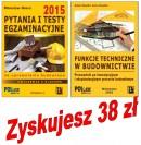 Pakiet egzaminacyjny 1 - Pytania i testy 2015 + Funkcje techniczne