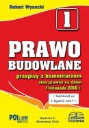 Prawo budowlane – przepisy z komentarzem wyd. 8 + SUPLEMENT stan prawny na 1 lipca 2016 r.
