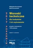 WARUNKI TECHNICZNE dla budynków i ich usytuowania 2016